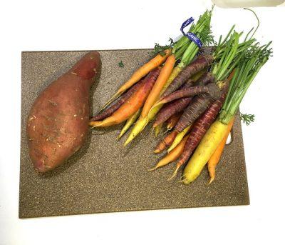 mashed veggies ingredients