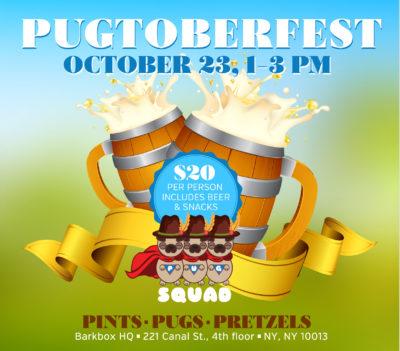 Pugtoberfest