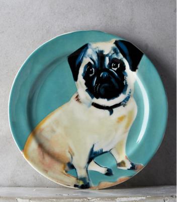 Pug Plate