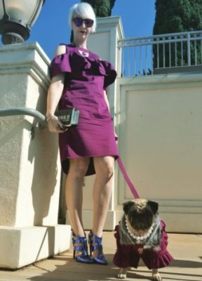 Pug-Owned Businesses: Stylish Bisou