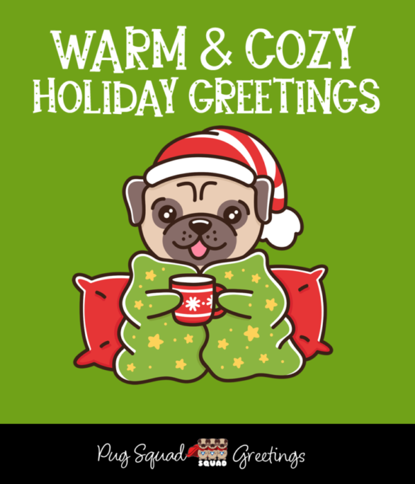 Warm & Cozy Holiday Greetings