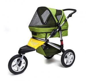 dogger stroller green