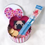 Valentine Fundraiser Pug Purse Gift